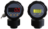 GLD Series LED/LCD Pressure Gauge & Isolator