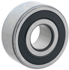 Medium 5300 Series Double Row Ball Bearing -- 3306A-2RS1/C3 - Image