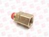 SMC KQ2E07-35 ( FITTING, BULKHEAD CONNECTOR, *LQA ) -Image