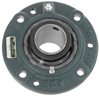ZBR Series Single Set Collar Flange Block -- ZBR2215