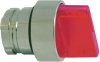 22mm LED Illuminated Metal Selector Switch Operators -- 2ASL1LB-1-024 - Image
