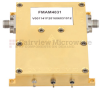 10 MHz to 6 GHz, Medium Power Broadband Amplifier with 900 mW, 13 dB Gain and SMA -- FMAM4031