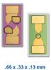 GaAs Flip Chip Schottky Diodes -- DMK2790-000