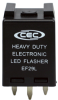 12V 12A 4PIN LED FLASHER -- EF29L