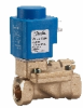 Servo-operated 2/2-way Solenoid Valves EV220B 15-50 Series