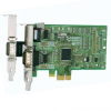2 Port RS232 Low Profile PCI Express Serial Card -- PX-101