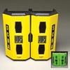 Hi-Viz Heavy Duty Dual SCBA Wall Case