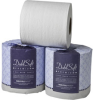 Bay West® DublSoft® Universal Tissue-4 3/8in x 4in -- 6480 -- View Larger Image