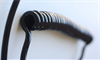 Power Coil Cords : PVC JACKETED -- 83326