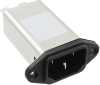 Power Entry Connectors - Inlets, Outlets, Modules -- 817-1984-ND -Image