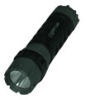 LED Flashlight - 1 Watt CREE LED - 30 hour runtime - Tail Cap On/Off Button -- LEDFL-1C