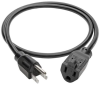 Power, Line Cables and Extension Cords -- P022-003-ND -Image