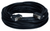 QVS - 50FT UltraThin Male-to-Male VGA Cable