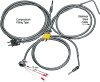 Standard Extruder Probes Compression -- CF
