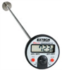 Extech 392052 Flat surface digital thermometer with 5