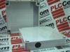 ENCLOSURE NEMA BOX ABS 6.3X6.3X2.36INCH NEMA 4X -- 1338 - Image