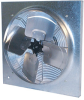 Propeller Wall Fan, Light Duty, Exhaust, Direct Drive -- TCPE
