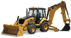 Backhoe Loaders -- 450F