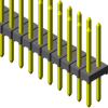 Micro Pitch Board-to-Board Rugged Tiger Eye™ Systems -- TMM Series - Image
