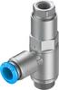 Piloted non return valve -- HGL-1/4-QS-8 - Image