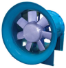 Vaneaxial Fan, Adjustable Pitch Blades -- TCVX