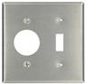 Combination Wallplates -- 84007 - Image