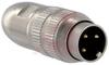 Connector, IP68 Watertight Locking; 3; 0.75; 5 A; 250 VAC; 10^13 Ohms; -2 pF -- 70151650