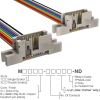 Rectangular Cable Assemblies -- M3WWK-1018R-ND -Image