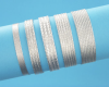 Silver Plated Cu Tubular Braids -- 7144