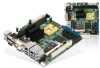 Embedded Motherboard With Intel Core 2 Duo/ Core Duo/ Celeron M Processors -- EMB-9458T
