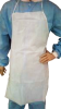 Apron Disposable Lightweight Polyethylene  Apron Disposable Lightweight PE 28 x 36 in 100/cs -- 1700255 - Image