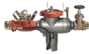 Portable Hydrant Meter Backflow Preventers with Meter Housing -- 6000HMB -Image