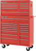 2 Piece Toolbox Set With 24 Drawers -- 97018