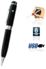 Perfect Office Mate- 8GB USB Flash Pen with Laser -- CVSC-205-8GB