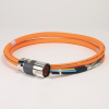 MP-Series 2m Standard Power Cable -- 2090-CPWM7DF-08AA02 -Image