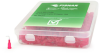 Fisnar QuantX™ 8001173-500 90° Angled Blunt End Needle Red 0.5 in x 25 ga -- 8001173-500 -Image