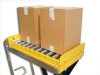 CONVEYOR WITH RETRACTABLE STOPS -- HCONV-1832 -- View Larger Image