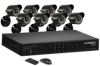 Lorex LH328501C8 DVR And Camera Surveillance System - H.264 -- LH328501C8