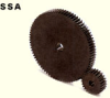 56mm PD Steel, Hubless Spur Gears -- SSA1-56-Image