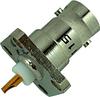 BNC Fem. Panel Rec. Print. Circuit Mount -- 9233PC - Image