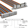 Rectangular Cable Assemblies -- H3CWH-3406M-ND -Image
