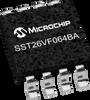 SST Flash, Serial Flash -- SST26VF064BA