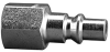 Fisnar 560703 Metal Plug 0.25 in x 0.25 in NPT Female -- 560703 -Image