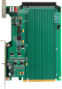 PCIe Smart Bus Extenders -- PCIeEXT-16HOT - PCIe LIVE INSERTION EXTENDER