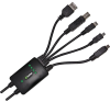 Sima SUO-200M 1.5 Meter USB/FireWire® Multi Adapter Cabl -- SUO-200M
