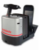 Walkie/Rider Tow Tractor, Nissan Forklift -- Platinum TGX Series