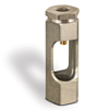 """Window Flow Sight with Restricted Orifice, 1/16"""" Orifice, 1/8"""" Female NPT Inlet, 1/8"""" Female NPT Outlet -- B2252-2 - Image"""