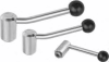 Stainless Steel Adjustable Tension Levers With Female Threads -- 06371-2102