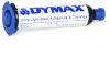 Dymax Ultra Light-Weld® GA-142 UV Curing Sealant Clear 30 mL MR Syringe -- GA-142 30ML MR SYRINGE