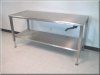 Cleanroom Bench -- RDM-SS - Image